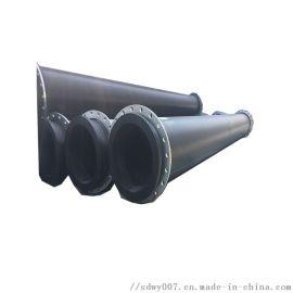 船用PE管_挖泥绞吸船用高密度聚乙烯管道
