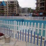 PVC庭院别墅护栏/塑钢草坪围墙