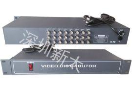 分配器,视频分配器,8进16出视频分配器