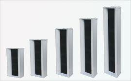 郑州音柱价格室外防水音柱校园广播音柱广场园林扩音音箱