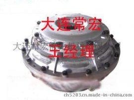 YOX400 矿用 水介质液力偶合器 花键标准尺寸