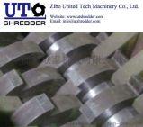 联泰双轴撕碎机D52160塑料金属轮胎橡胶电子垃圾木材撕碎