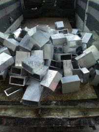 6063铝方通 大口径厚壁铝方管 工业铝方管