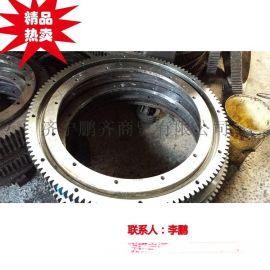 工程机械回转支承、转盘、齿圈大量销售