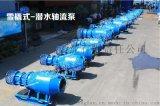 WQZB卧式潜水轴流泵
