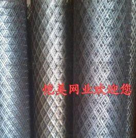 武汉钢板网厂家_恺美菱形钢板网_金属扩张板网