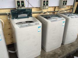 江蘇蘇州學校工廠專用投幣刷卡無線支付波輪洗衣機7kg藍光殺菌