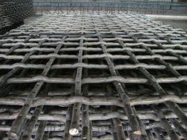 南京铁丝轧花网/盘条轧花网/裹边包边轧花网/65锰钢震动筛