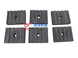 球磨机高锰钢衬板的特点
