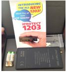 iPROTECT 1203各种无线信号探测器