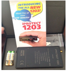 iPROTECT 1203各種無線信號探測器