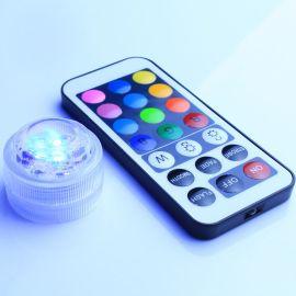 LED钻石旋钮灯茶灯防水装饰灯花盆灯
