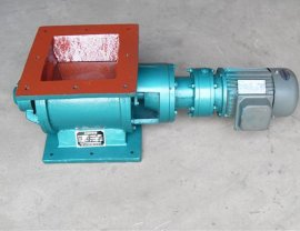 鸿运环保厂家直销除尘器卸料器电动卸灰阀叶轮给料机锁风机闭风器
