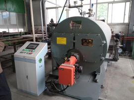 河南明信WNS型0.5t燃油燃气蒸汽锅炉