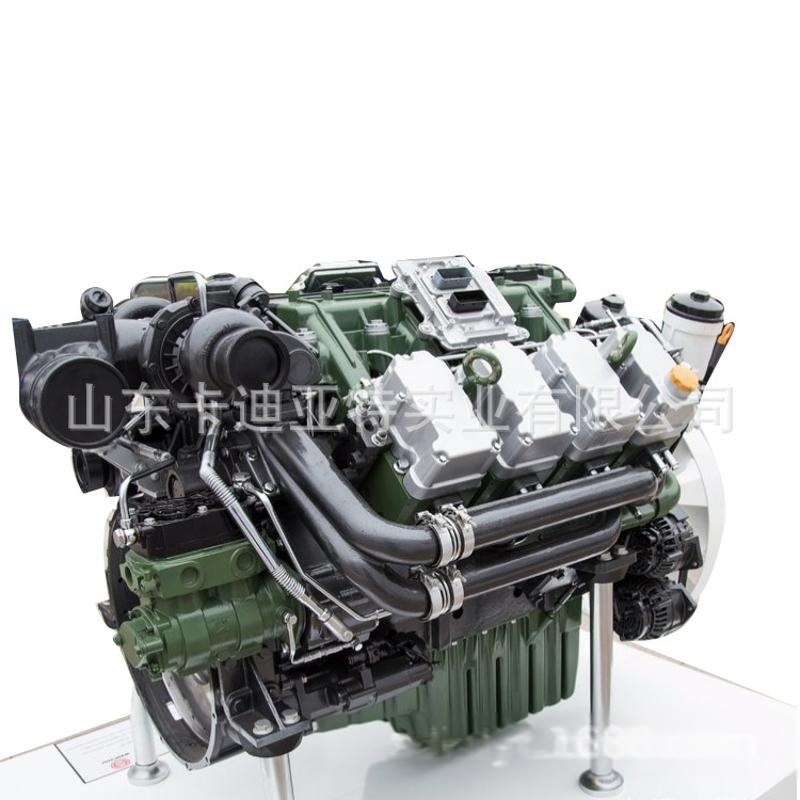 福田发动机 时代小卡之星 潍柴WP17.700E501 国六发动机总成 图片