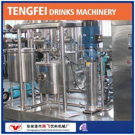 厂家直销碳酸饮料灌装设备 饮料灌装机 自动灌装生产线