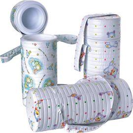 高質量嬰幼兒奶瓶保溫盒 便攜式 PVC奶瓶保溫套