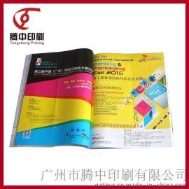 广州厂家印刷彩色专版A4铜版纸骑马钉行业服务资讯介绍杂志书刊