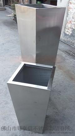 不锈钢景观花盆 异形不锈钢花盆  组合式不锈钢花盆
