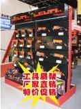 上海电动工具展架 浙江工具货架厂家 油锯货架