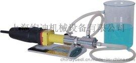 管线式实验室高剪切分散乳化机, 小批量卧式高剪切乳化机