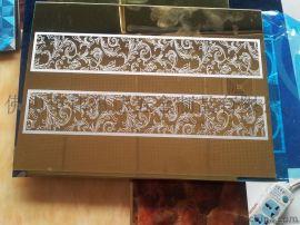 **酒店大堂不锈钢蚀花板,304镜面烂花板,钛金质优化 蚀刻花板