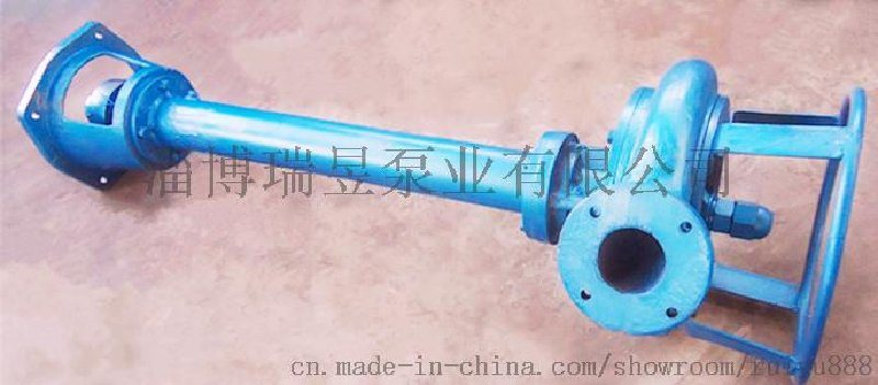立式耐磨渣浆泵 立式泥浆泵 立式清淤泵
