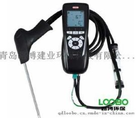 青岛法国凯茂KIGAZ50便携式烟气分析仪
