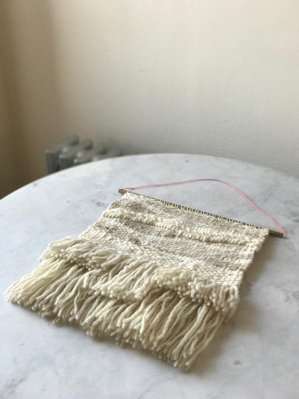 厂家直销手工编织挂毯 羊毛编织墙饰 编织地毯 墙挂
