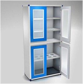 铝木结构器皿柜、订制实验台、实验家具生产厂家