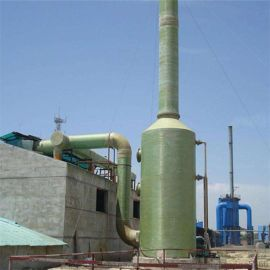 除尘脱硫塔|烟气脱硫塔|玻璃钢脱硫塔厂家