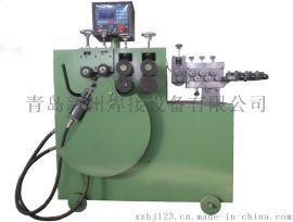 山东2d金属成型机 自动打圈机 自动调直机 出售