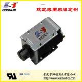 汽車控制門鎖電磁鐵推拉 BS1240L-37