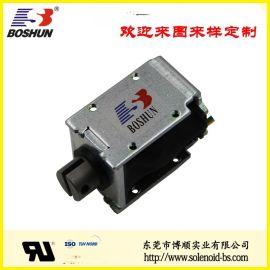 汽车控制门锁电磁铁推拉 BS1240L-37