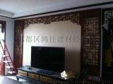 四川中式门窗仿古雕刻防腐木图片大全全国批发定制