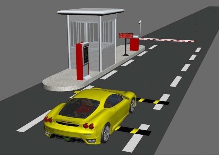 车牌识别解决方案