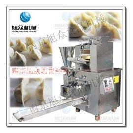 扬州旭众牌不锈钢饺子机 -全自动生产水饺的图片