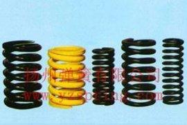 HXD2、神华机车、国产化八轴一系弹簧