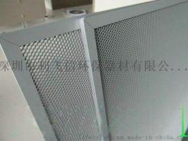 厂家供应汽车尾气净化器二氧化钛铝蜂窝光触媒滤网