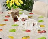5元模式3D印花PVC桌布批发厂家 跑江湖地摊最热销3D印花桌布长线产品