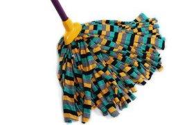 【低价直销】供应全棉布条拖把 【实用性】棉布拖把