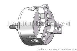 前置式气动卡盘-接箍车丝机管加工卡盘