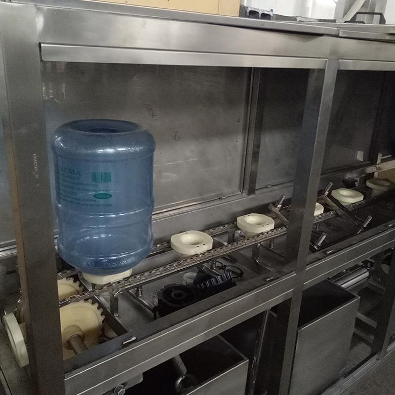 厂家直销 120桶纯净水灌装生产线 酒水饮料