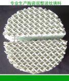 供应新型高效规整填料-----陶瓷波纹填料