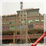 深圳8.5米新型快装轻便高空作业架子铝合金脚手架