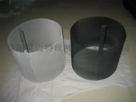 钛板过滤网、菱形钛金属网