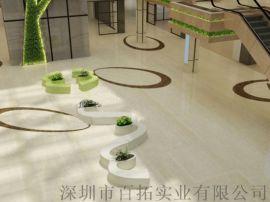 创意商场座椅玻璃钢休闲椅公共区组合休息椅