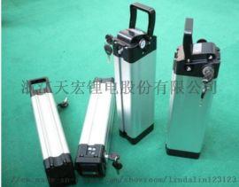 .36V 8Ah/10Ah锂电池自行车(银鱼锂电池款盒子)