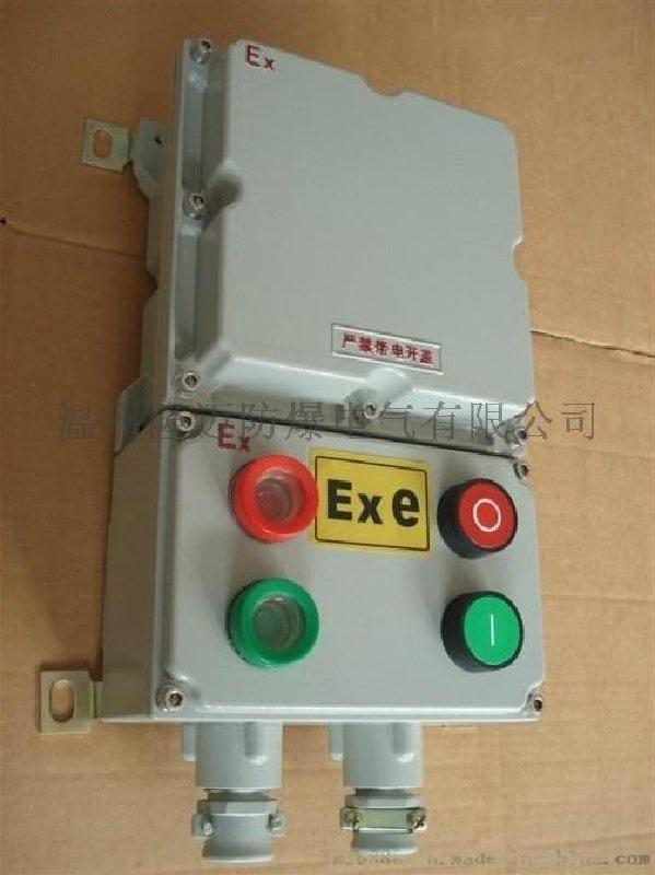 水泵軟啓動防爆磁力控制箱