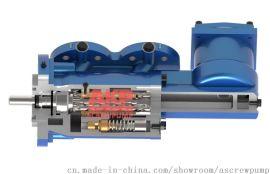 船用锅炉燃油供油泵SPF20R38G10FW21